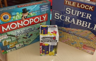 Trio of Games from Winning-Moves