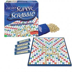 Tile Lock Scrabble