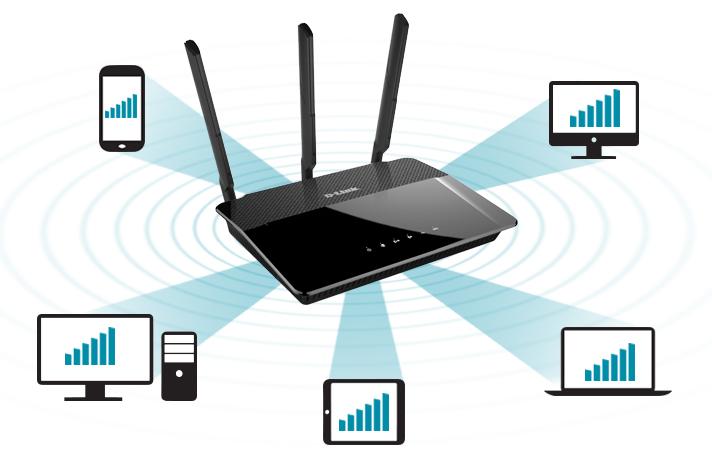 d-link router 4