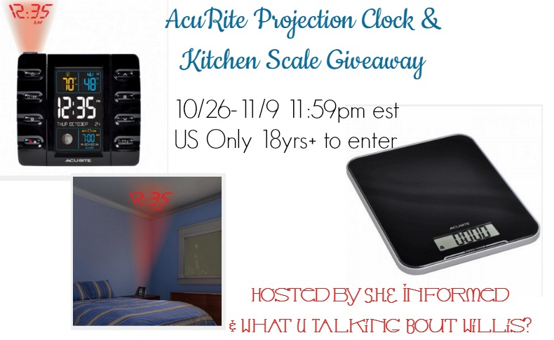 AcuRite Giveaway