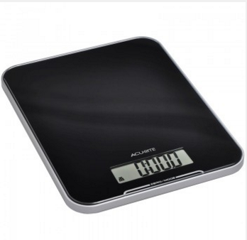 AcuRite Digital Kitchen Scale