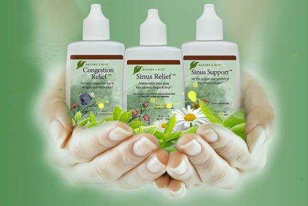 Nature's Rite Sinus Relief