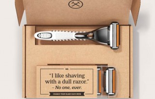 Get a Great Shave With The Dollar Shave Club