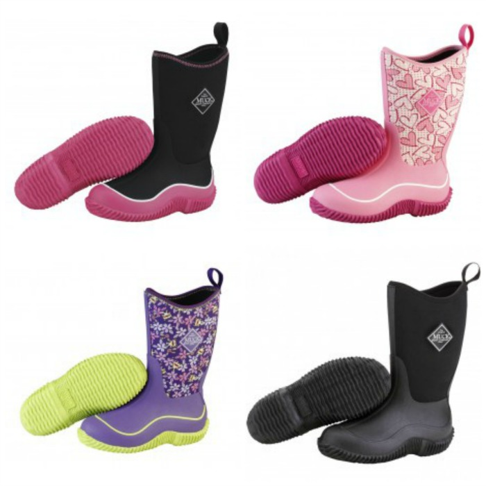 Muck Boots for Little Feet - S.H.E. Informed