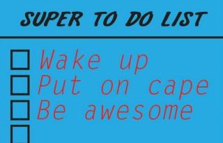 Super To Do List