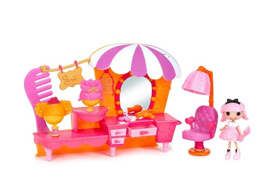 lalaloopsy salon