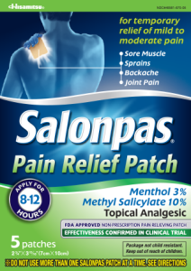 The UKFibromyalgia Forums View topic - Pain relief patches