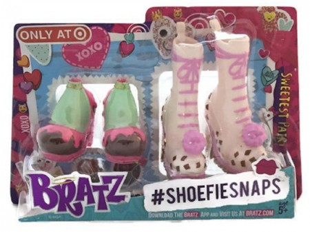 Bratz #shoefiesnaps
