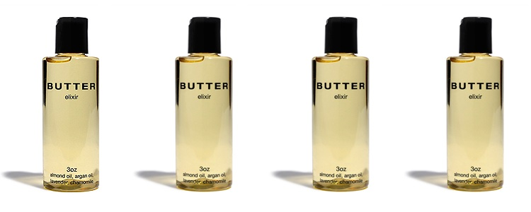 Butter elixer All Over Body and Hair Oil