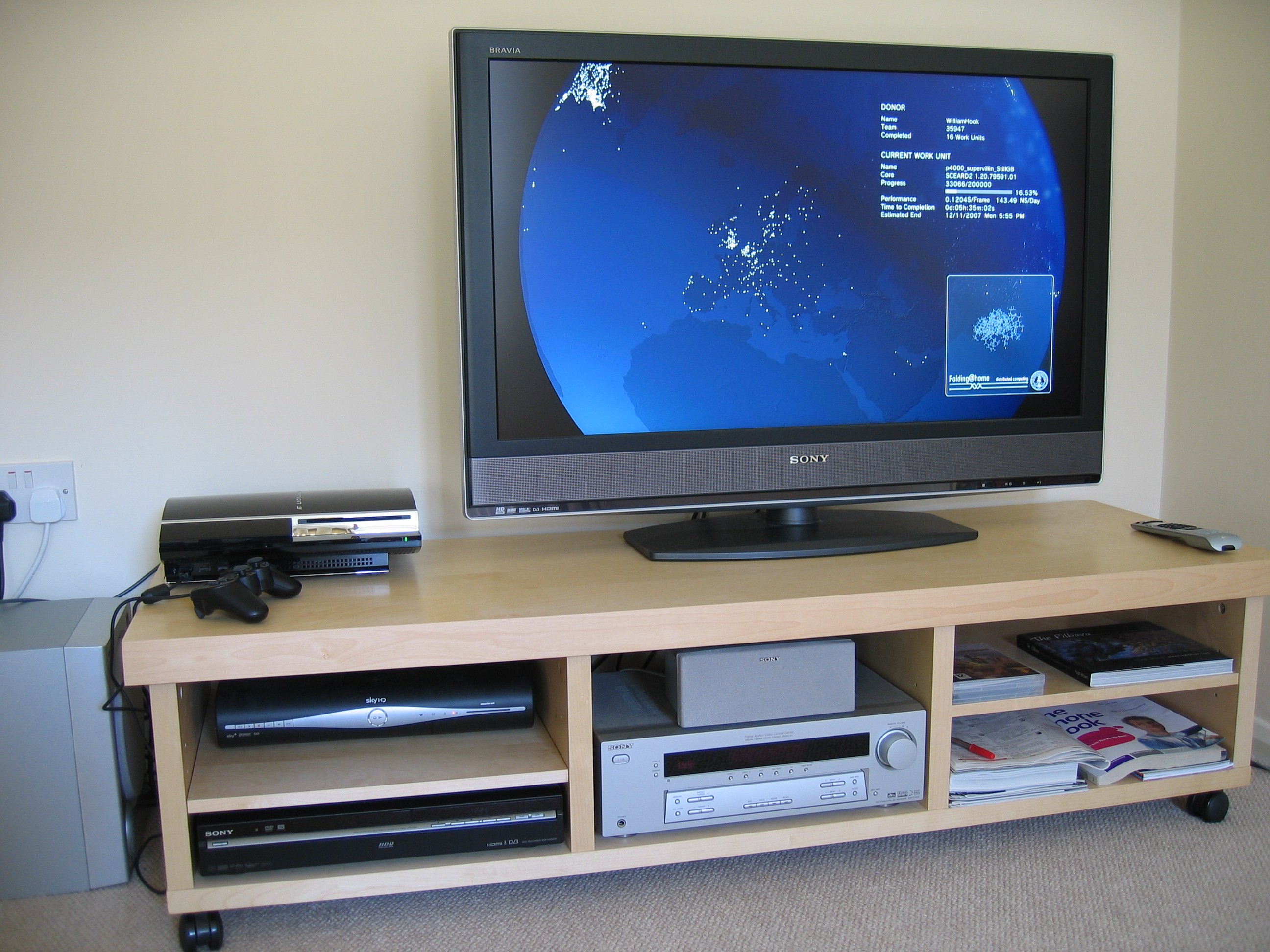 Awesome Flat Screen Frame Kit