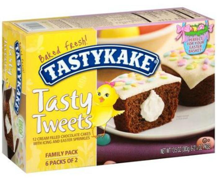 Tastykake Tasty Tweets