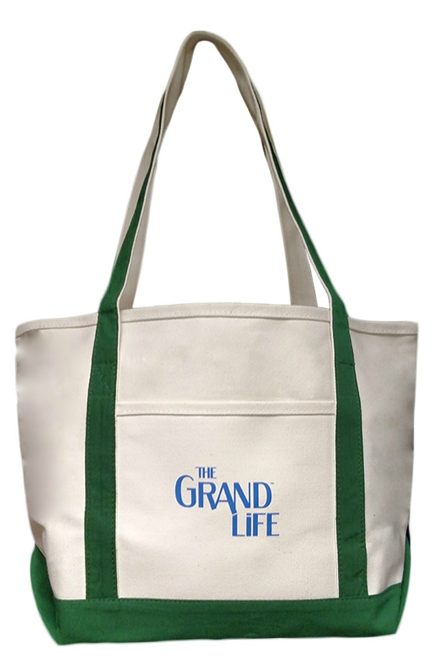 The Grand Life Tote Bag