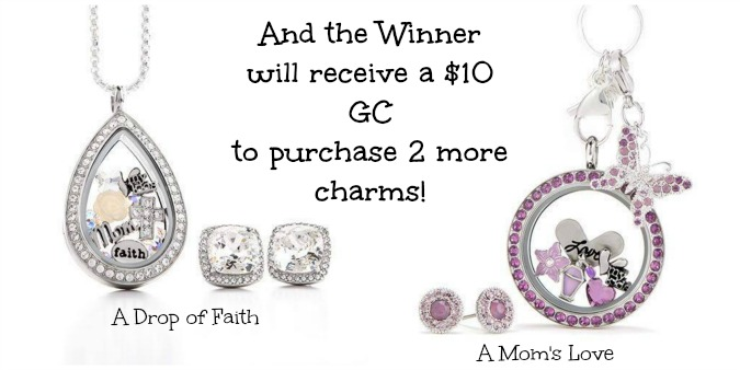 Origami Owl Prize Package