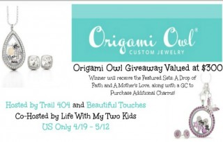 Origami Owl GA Button for SI