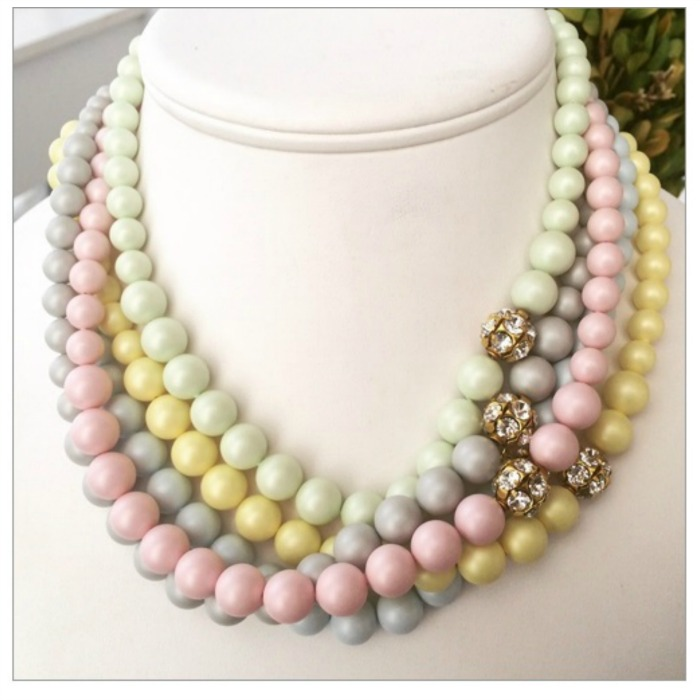 Isablle Grace Jewelry Sugar Pearls