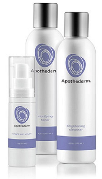 Apothederm Brightening System Kit