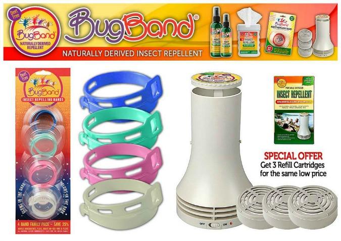 BugBand Products
