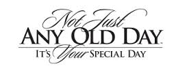 Not Just Any Old Day Logo