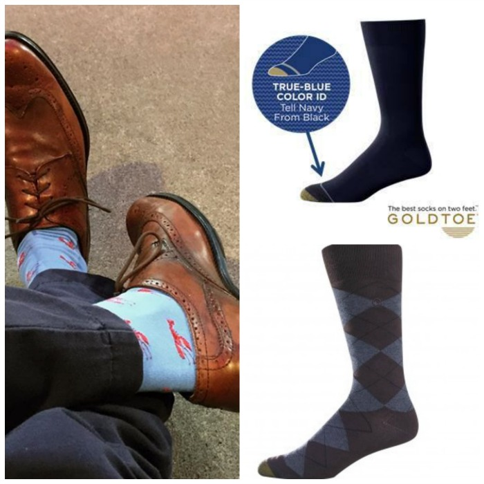 GOLDTOE Socks