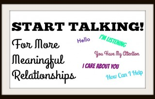 Start Talking Feaure Image