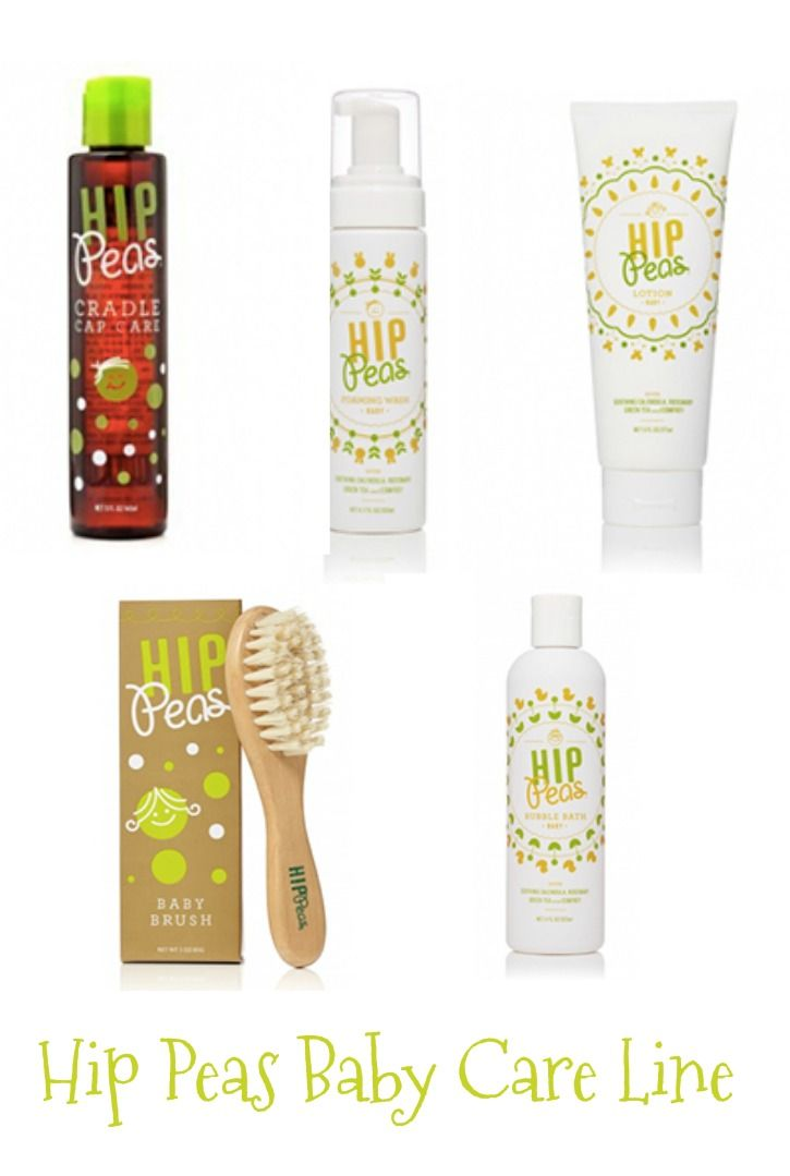 Hip Peas Baby Care Products