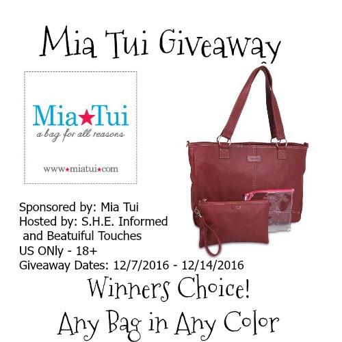 Mia Tui giveaway
