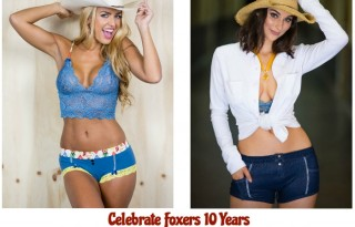 Celebrate Foxers 10 Years with Two New Collections for Your Holiday Gifts