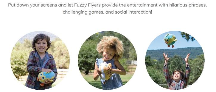 Fuzzy Flyers