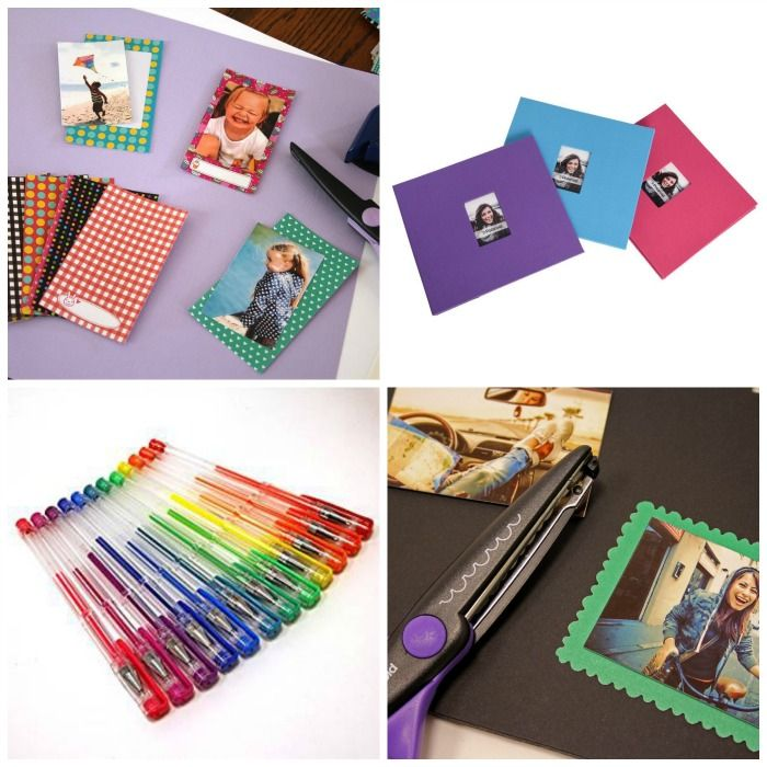 Polaroid Scrapbooking Supplies