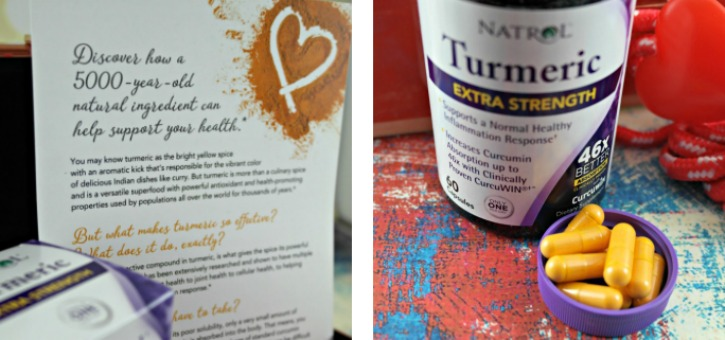 Natrol Extra Strength Turmeric with CurcuWIN