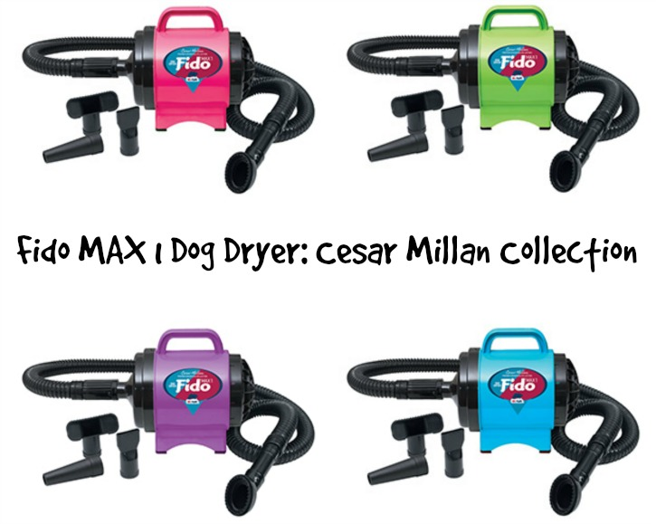 Fido MAX 1 Dog Dryer