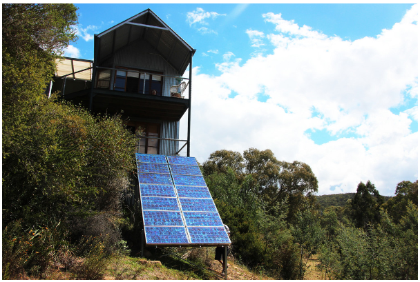 No More Utility Bills: How To Live Off-Grid