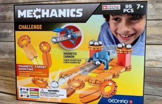 Geomag Mechanics